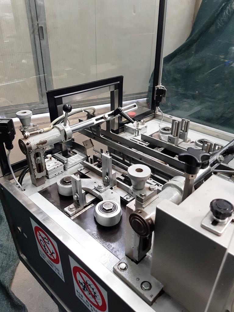 ASTUCCIATRICE ORIZZONTALE AUTOMATICA - IMA ZANASI K150  in vendita - foto 5