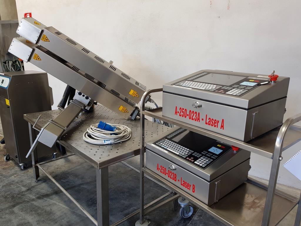 MARCATORE CODIFICATORE LASER – DOMINO (COD-5) in vendita - foto 3