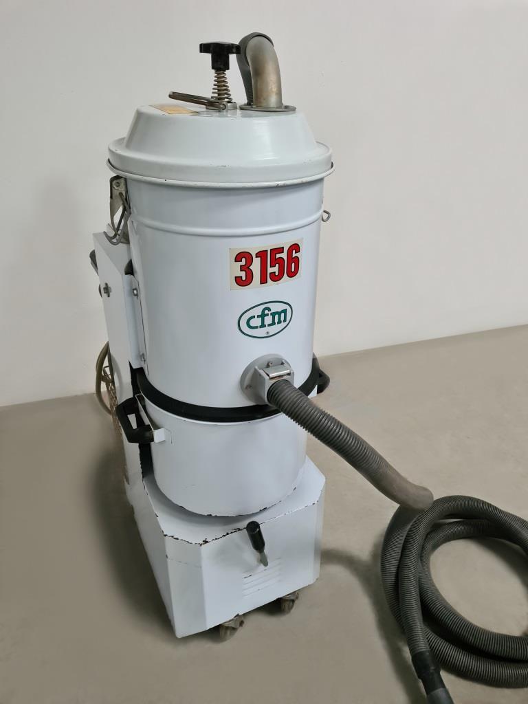 ASPIRATORE INDUSTRIALE – CFM – MOD. 3156 (ASP-39) in vendita - foto 1