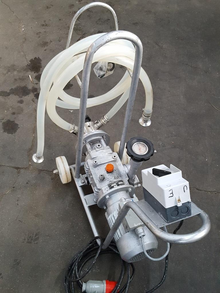 POMPA CARRELLATA - FLENDER-CIGALA (POM-49) in vendita - foto 6