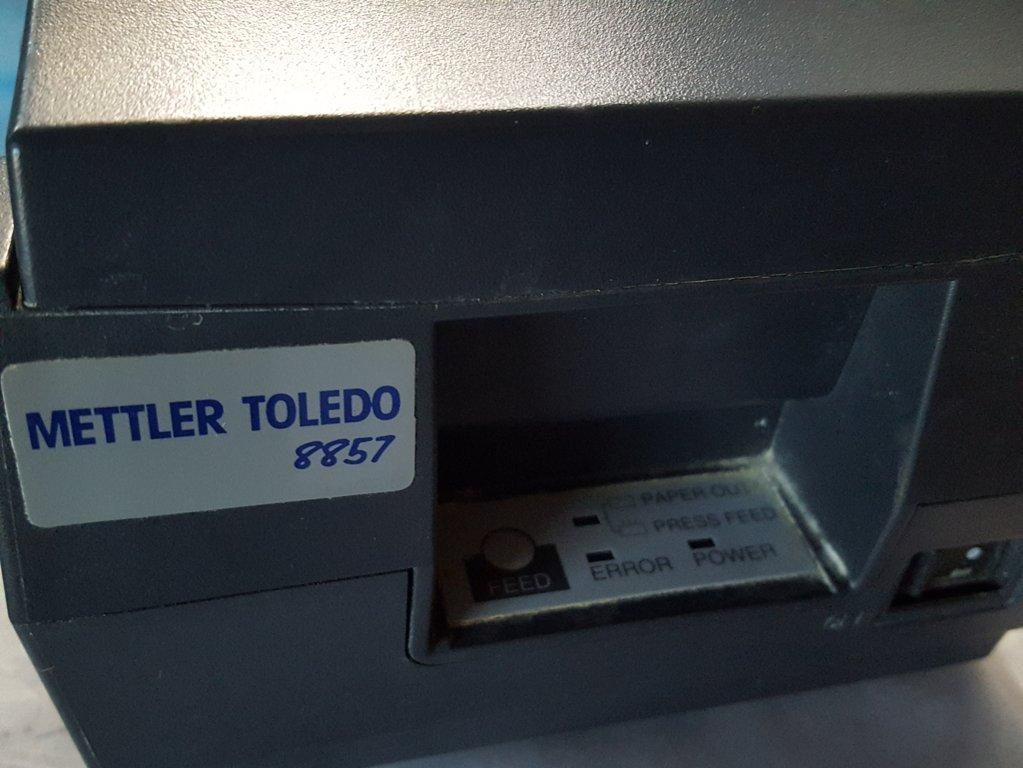 STAMPANTE A NASTRO – METTLER TOLEDO  (STA-15) in vendita - foto 4