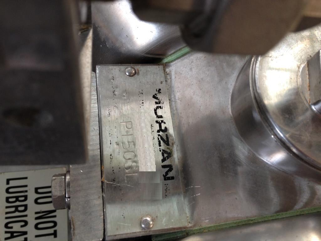 POMPA SANITARIA A MEMBRANA – MURZAN – PI50SL (POM-36) in vendita - foto 4