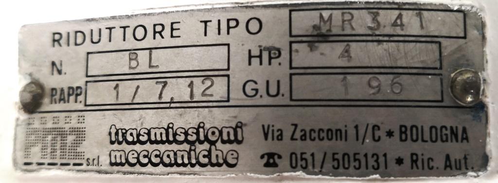 POMPA PISTONI CIRCONFERENZIALI – POMPE F.B.M. (POM-123) in vendita - foto 11