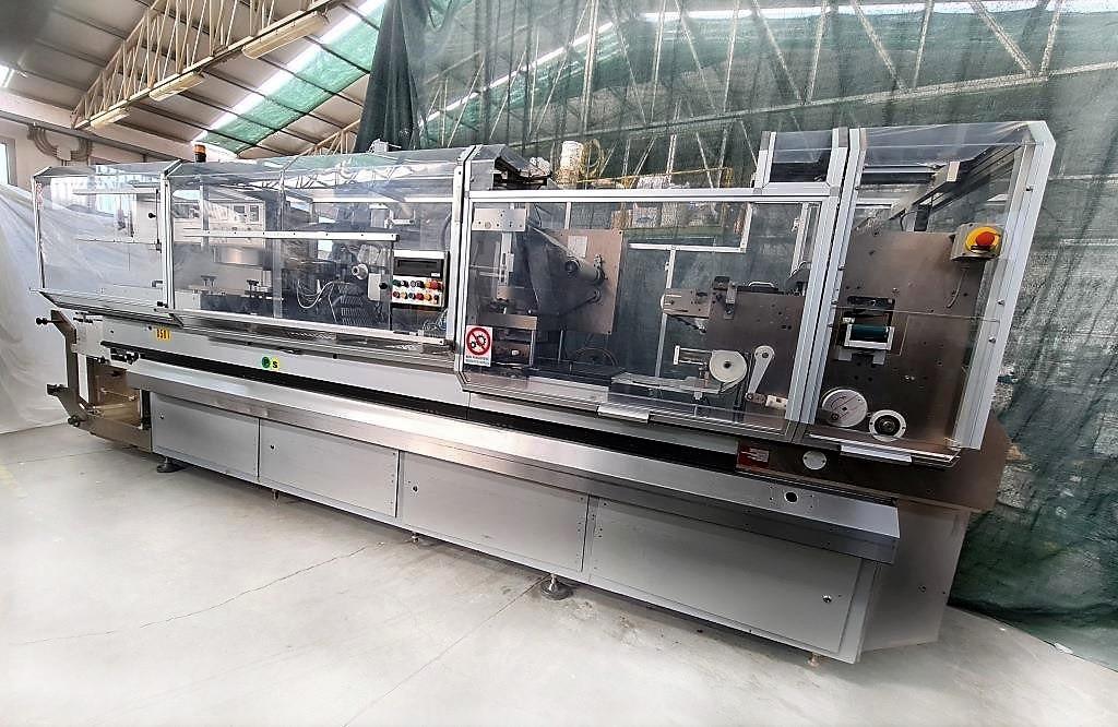 BLISTERATRICE AUTOMATICA – PARTENA CAM – MOD. M90  in vendita - foto 1