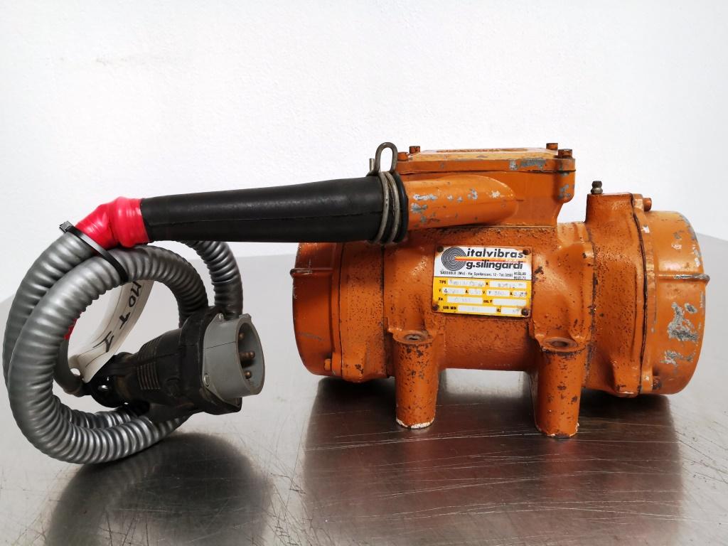 MOTOVIBRATORE ELETTRICO – ITALVIBRAS (COD. RIC-MOT-30) in vendita - foto 1