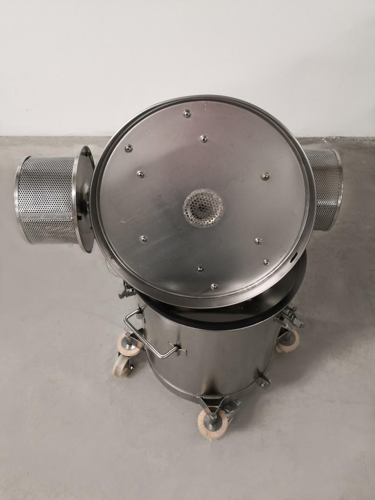 ASPIRATORE SECCO LIQUIDI – TIGER-VAC CWR-10 4W (ASP-42) in vendita - foto 4