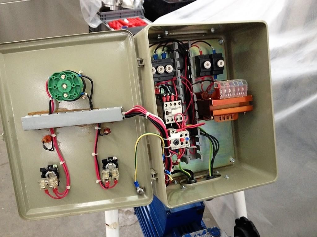 POMPA A LOBI SSP MOD. 400ND (COD. MF-PR-POM-40) in vendita - foto 8