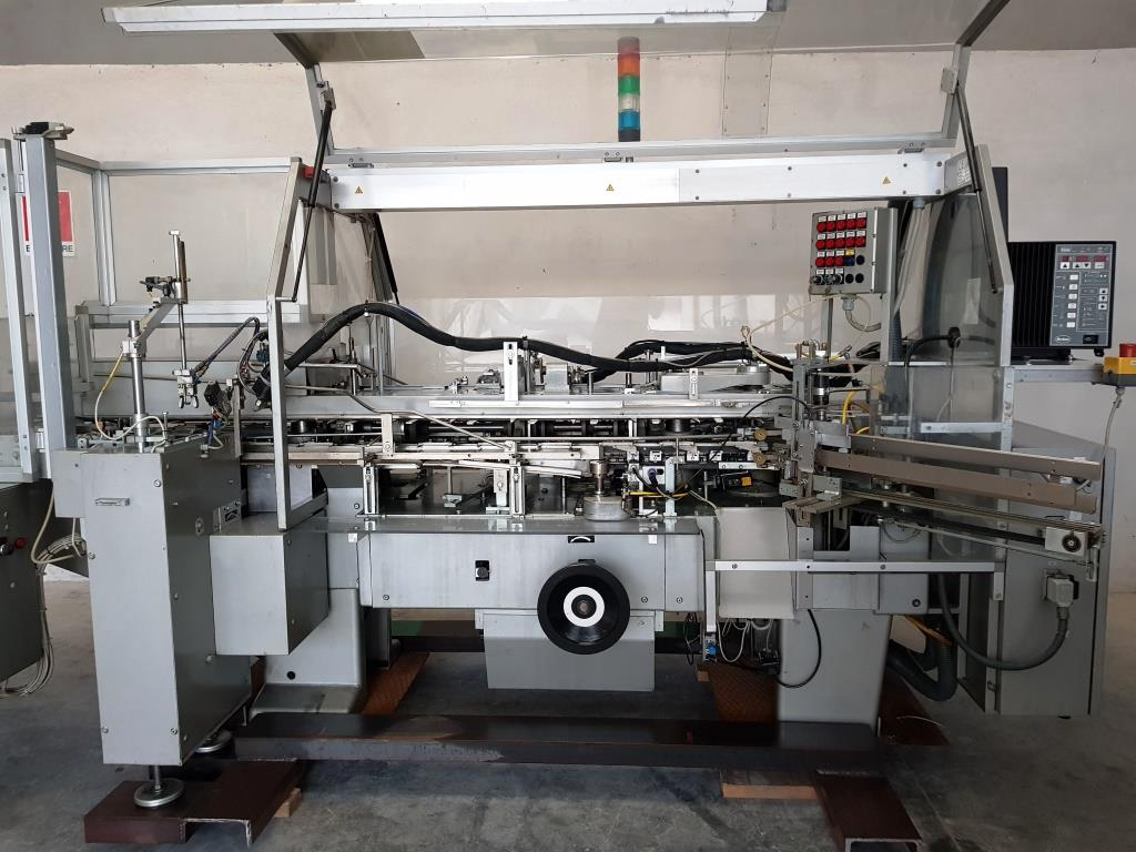 ASTUCCIATRICE VERTICALE – CAM MOD. AV (AST-80) in vendita - foto 13