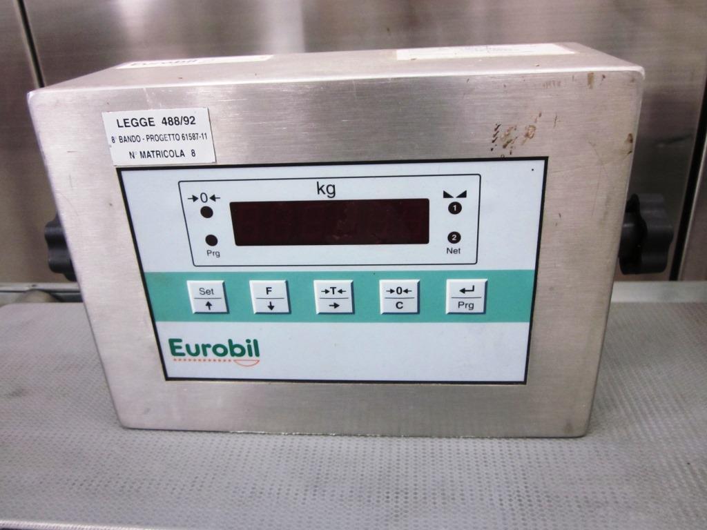SISTEMA PESATURA CON CELLE DI CARICO – EUROBIL (BIL-29) in vendita - foto 7