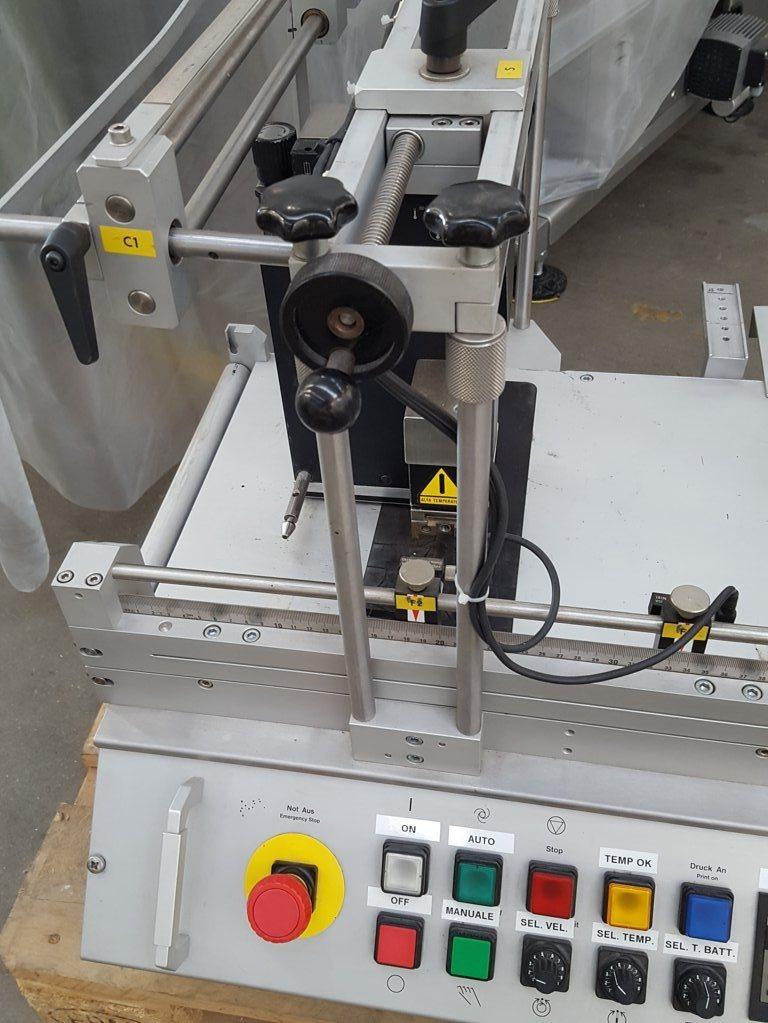 CODIFICATORE – METRONIC MOD. UDA 150 S (COD-2) in vendita - foto 3