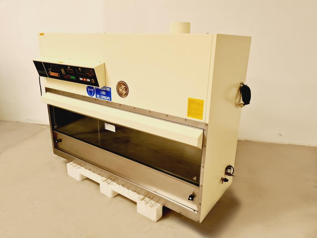 CAPPA FLUSSO LAMINARE VERTICALE FASTER BHA72M (CAP-15) in vendita - foto 4