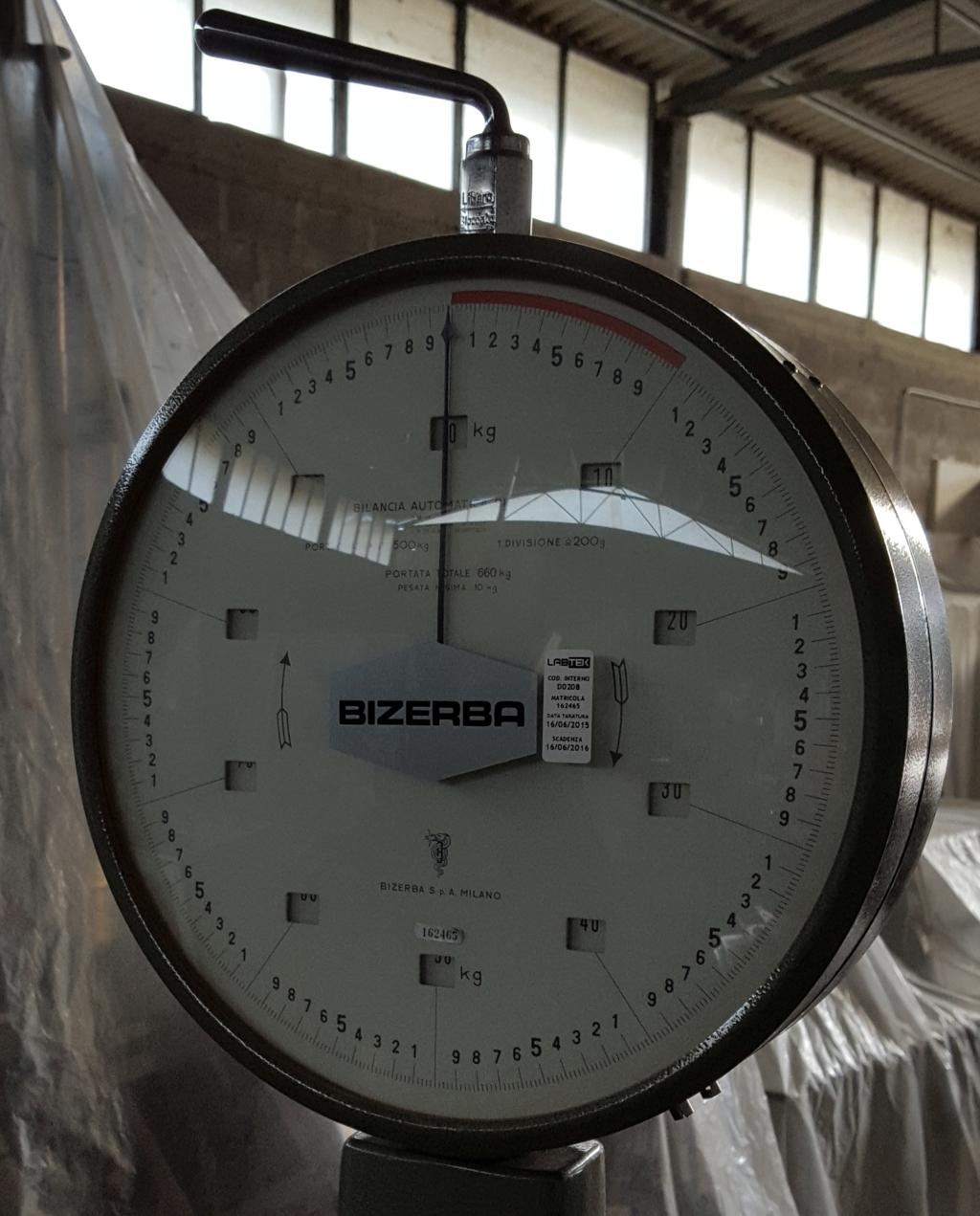 BILANCIA DA PAVIMENTO – BIZERBA (COD. MF-PK-BIL-52) in vendita - foto 3
