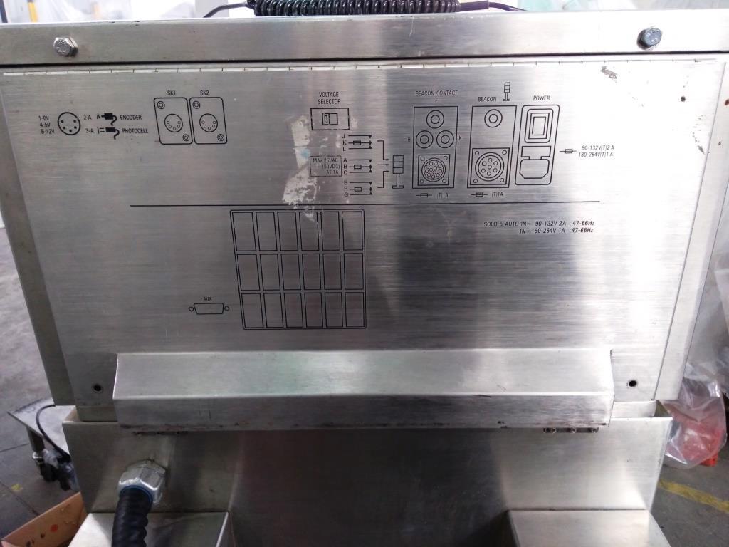 STAMPANTE GETTO INK – DOMINO SOLO 5 AUTO (STA-31) in vendita - foto 7