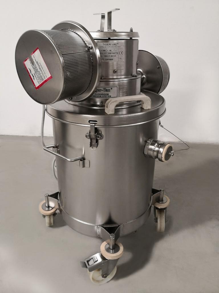 ASPIRATORE SECCO LIQUIDI – TIGER-VAC CWR-10 4W (ASP-42) in vendita - foto 1