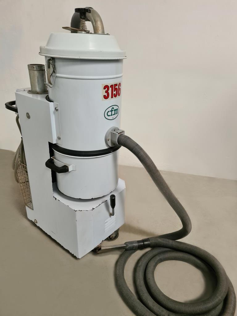 ASPIRATORE INDUSTRIALE – CFM – MOD. 3156 (ASP-39) in vendita - foto 3