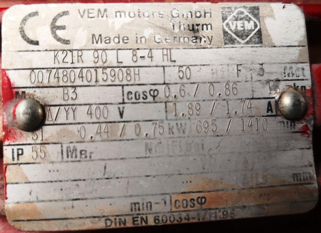 POMPA GIRANTE FLESSIBILE – DURALIRIS – IRFLEX (POM-124) in vendita - foto 9