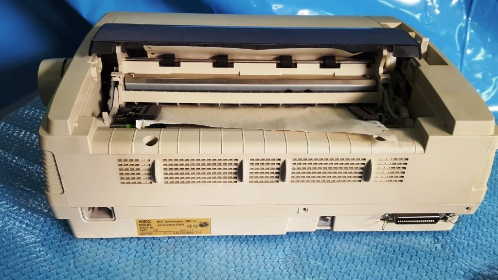 STAMPANTE AD AGHI – NEC – MOD. PINWRITER P20 (STA-19) in vendita - foto 4