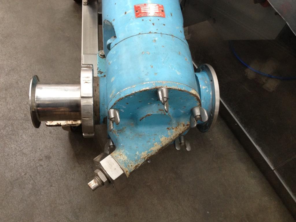 POMPA A LOBI SSP MOD. 400ND (COD. MF-PR-POM-40) in vendita - foto 9