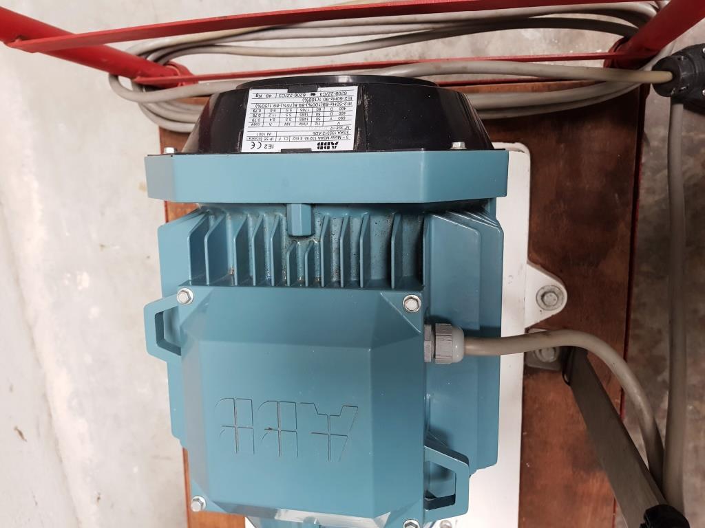 POMPA AD ANELLO LIQUIDO – SIEMEN & HINSCH (COD.POM-115) in vendita - foto 2