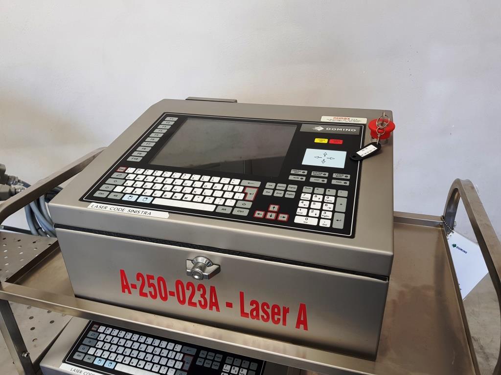 MARCATORE CODIFICATORE LASER – DOMINO (COD-5) in vendita - foto 8