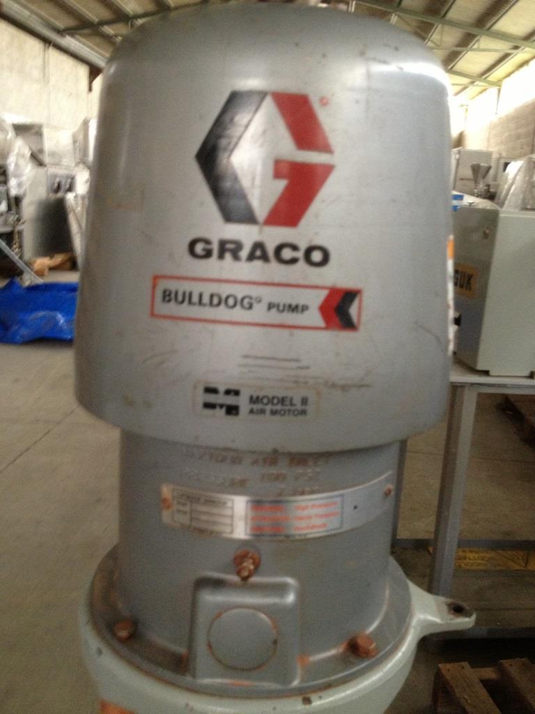 POMPA GRACO BULLDOG MOD. 215 – 255 (COD. MF-PR-POM-34) in vendita - foto 4
