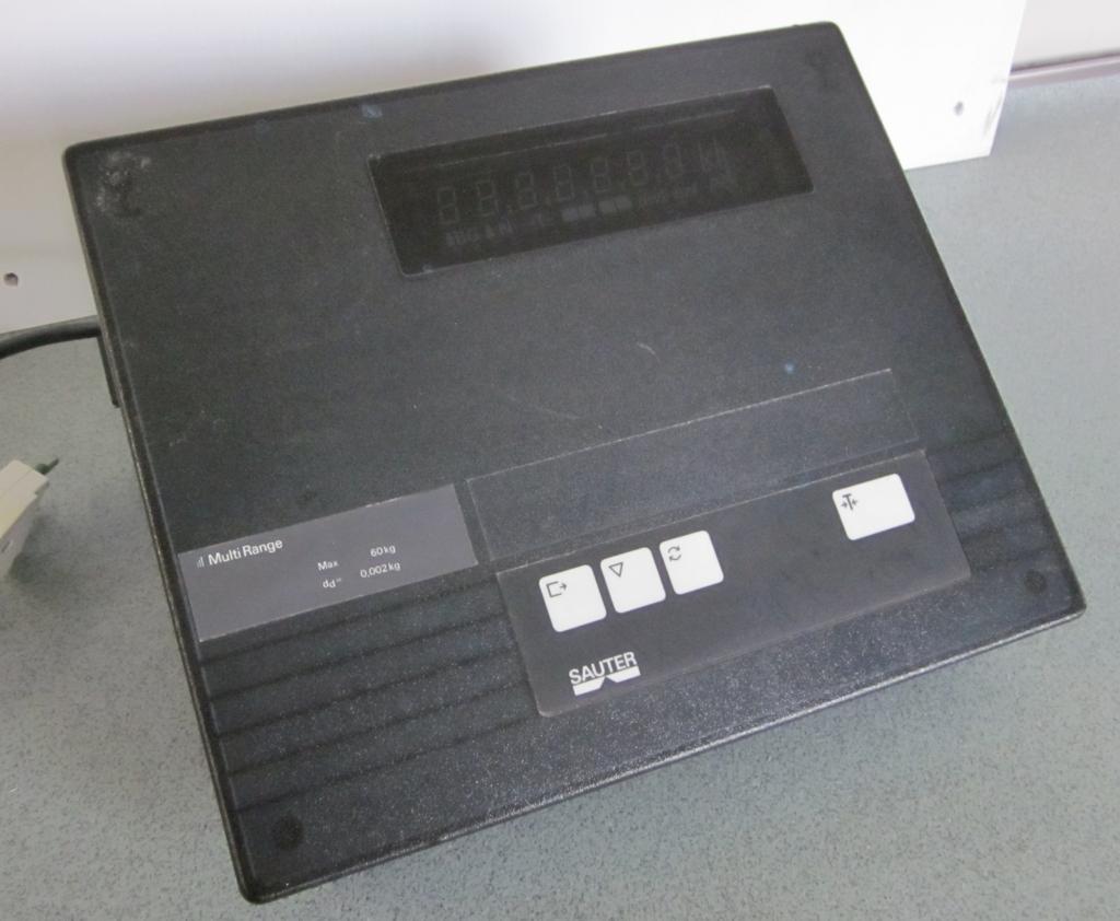 BILANCIA DI PRECISIONE – SAUTER MOD. E 1200 (BIL-40) in vendita - foto 1