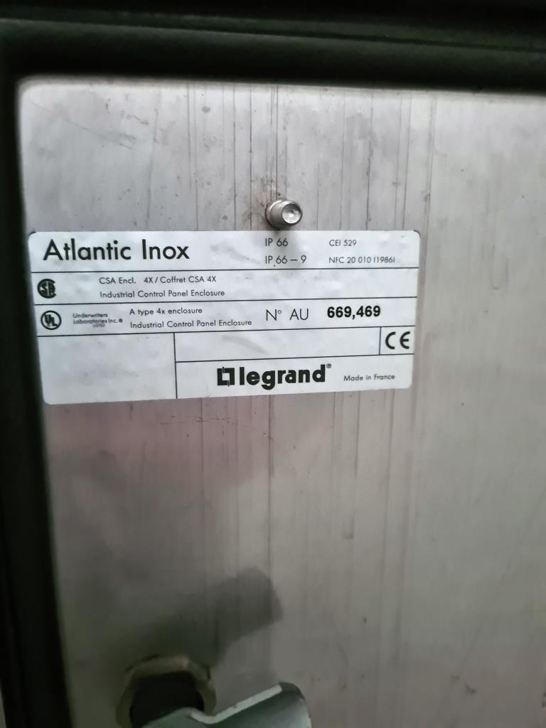 COD. MARCATORE LASER – ALLTEC ALLPRINT SMART 25 (COD-8) in vendita - foto 9