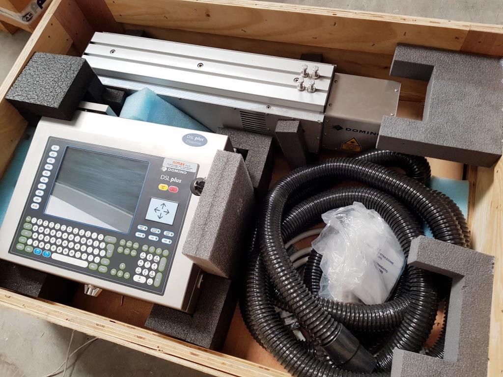 MARCATORE CODIFICATORE LASER – DOMINO (COD-7) in vendita - foto 1