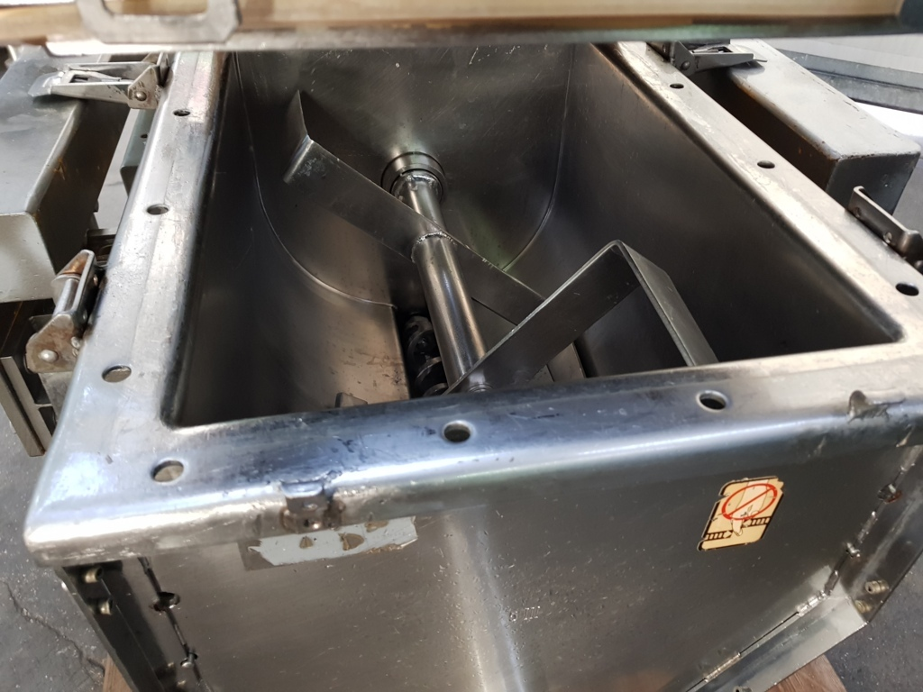 MESCOLATORE DOSATORE - GERICKE GDU 131 (MES-32) in vendita - foto 8