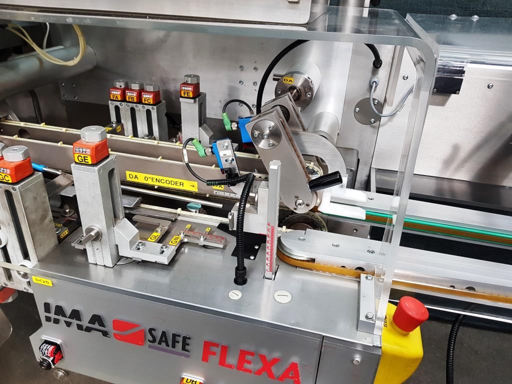 ASTUCCIATRICE ORIZZONTALE – IMA SAFE MOD. FLEXA CSD in vendita - foto 6