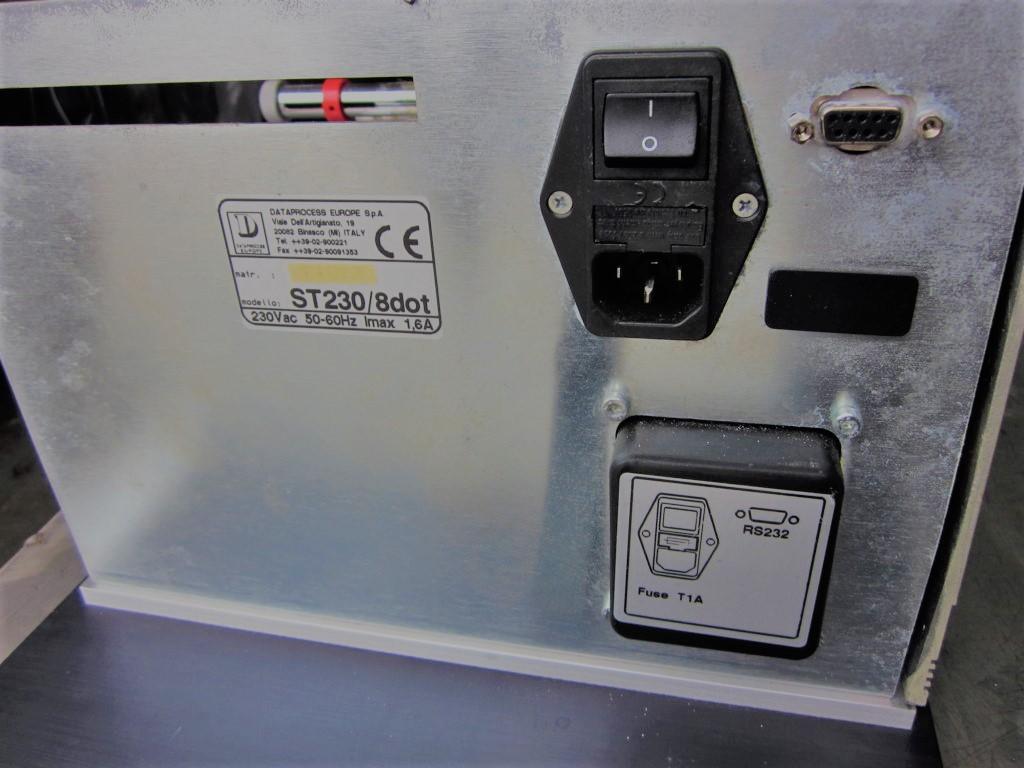 STAMPANTE AD IND. PER ETICHETTE – DATAPROCESS (STA-11) in vendita - foto 6