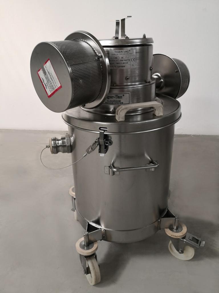 ASPIRATORE SECCO LIQUIDI – TIGER-VAC CWR-10 4W (ASP-42) in vendita - foto 2
