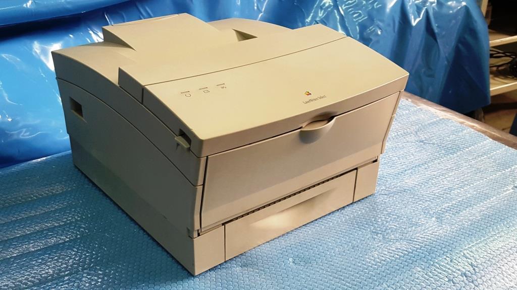 STAMPANTE LASER  APPLE LASER WRITER SELECT 360 (STA-17) in vendita - foto 1
