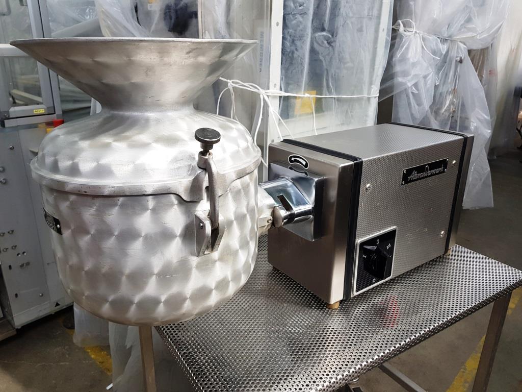 GRANULATORE – ALEXANDERWERK – MOD. UGM (GRA-20) in vendita - foto 7