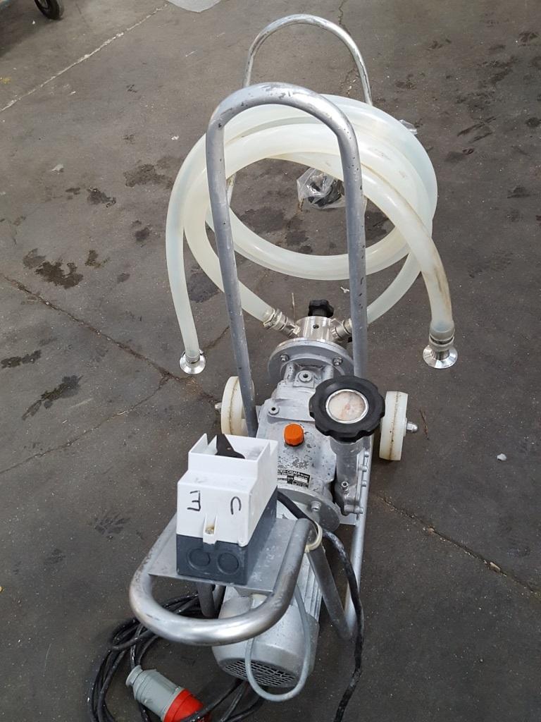 POMPA CARRELLATA - FLENDER-CIGALA (POM-49) in vendita - foto 4