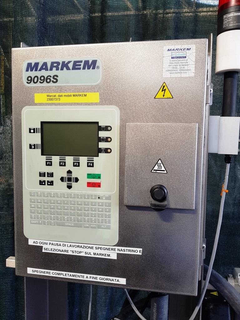 STAMPANTE CODIFICATORE INKJET – MARKEM 9096S (STA-23) in vendita - foto 7
