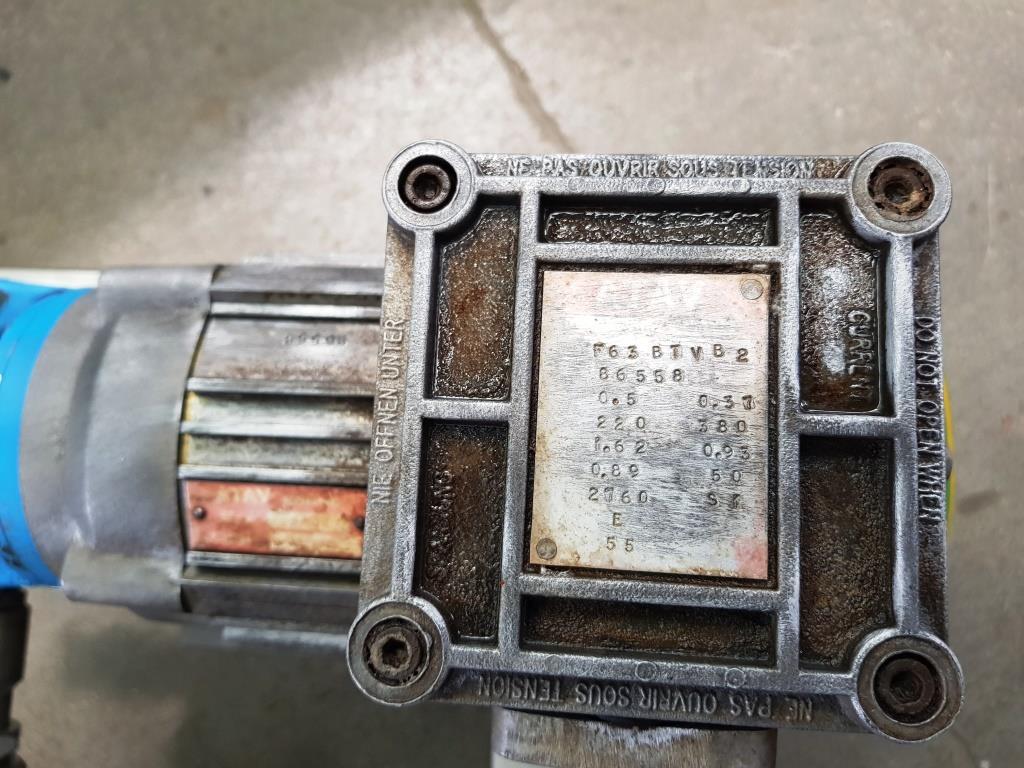 KIT SCAMBIATORE ACQUA E POMPA – ATAV VULCANIC (POM-106) in vendita - foto 8