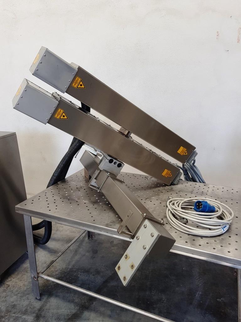 MARCATORE CODIFICATORE LASER – DOMINO (COD-5) in vendita - foto 5