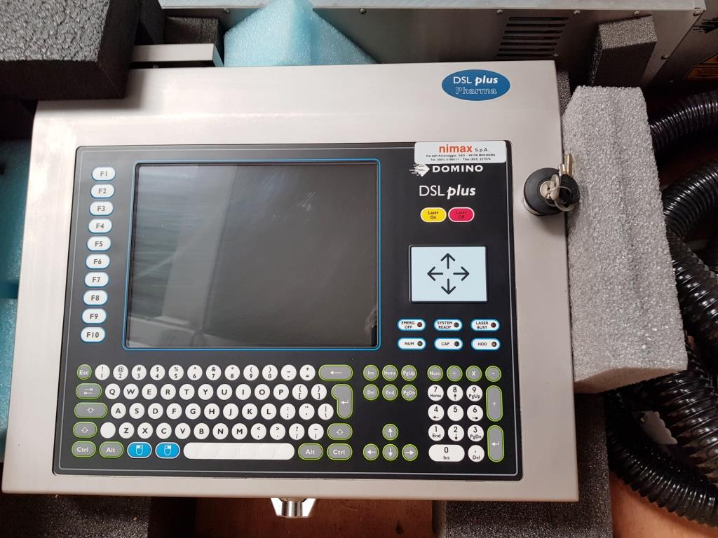 MARCATORE CODIFICATORE LASER – DOMINO (COD-7) in vendita - foto 2