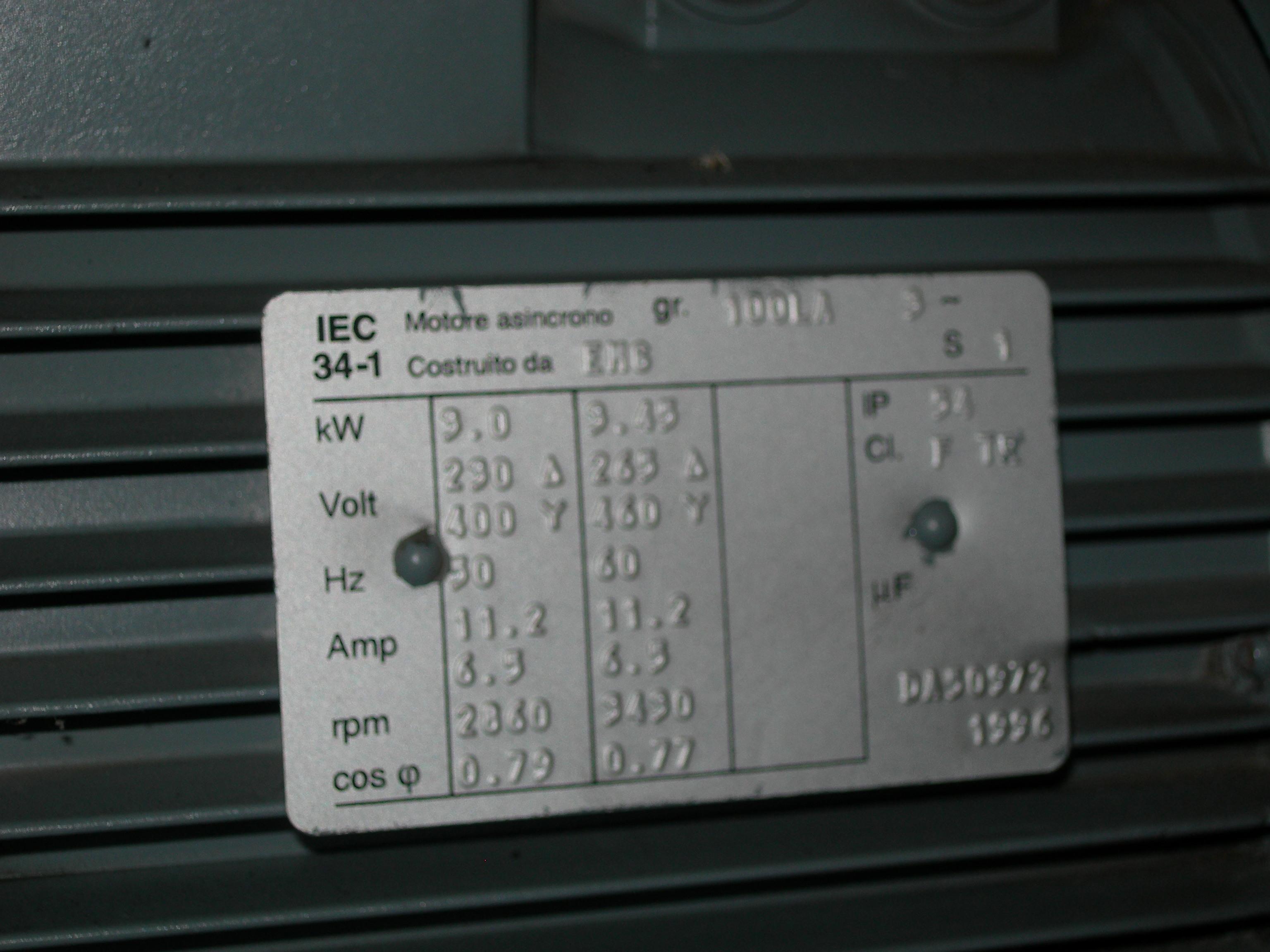 POMPA VUOTO RIPARTITRICE – PACIFIC SCIENTIFIC (POM-10) in vendita - foto 5