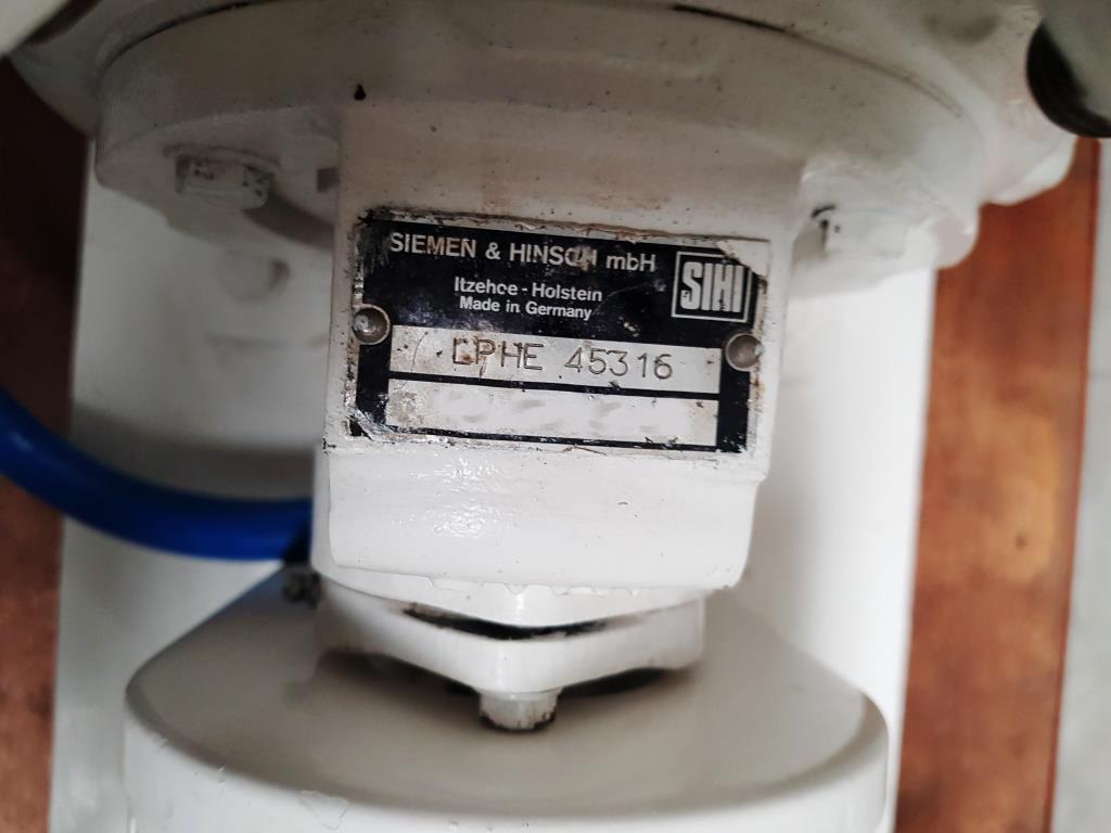 POMPA AD ANELLO LIQUIDO – SIEMEN & HINSCH (COD.POM-115) in vendita - foto 3