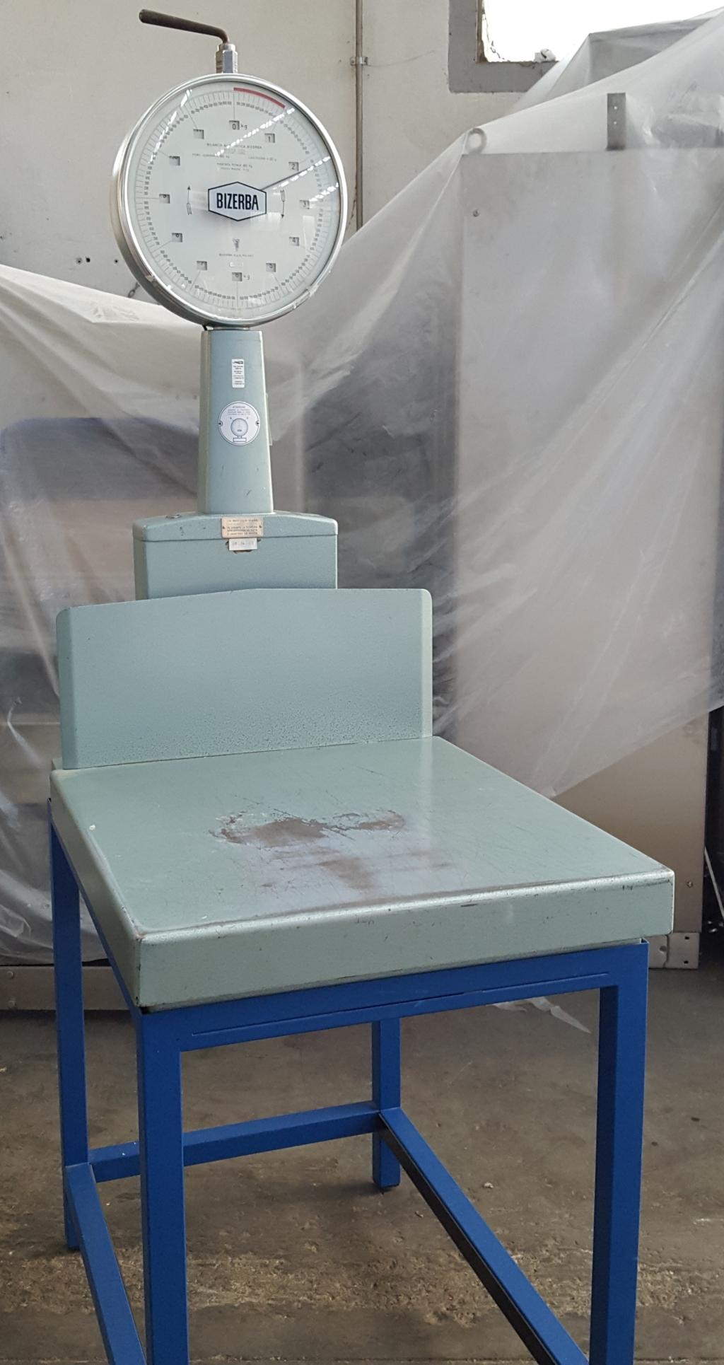 BILANCIA DA PAVIMENTO – BIZERBA (COD. MF-PK-BIL-54) in vendita - foto 1