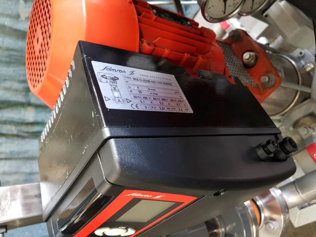 MODULO PRESSURI. IDRICA – SALMSON N-ALTI-VE 2G (AUT-10) in vendita - foto 6