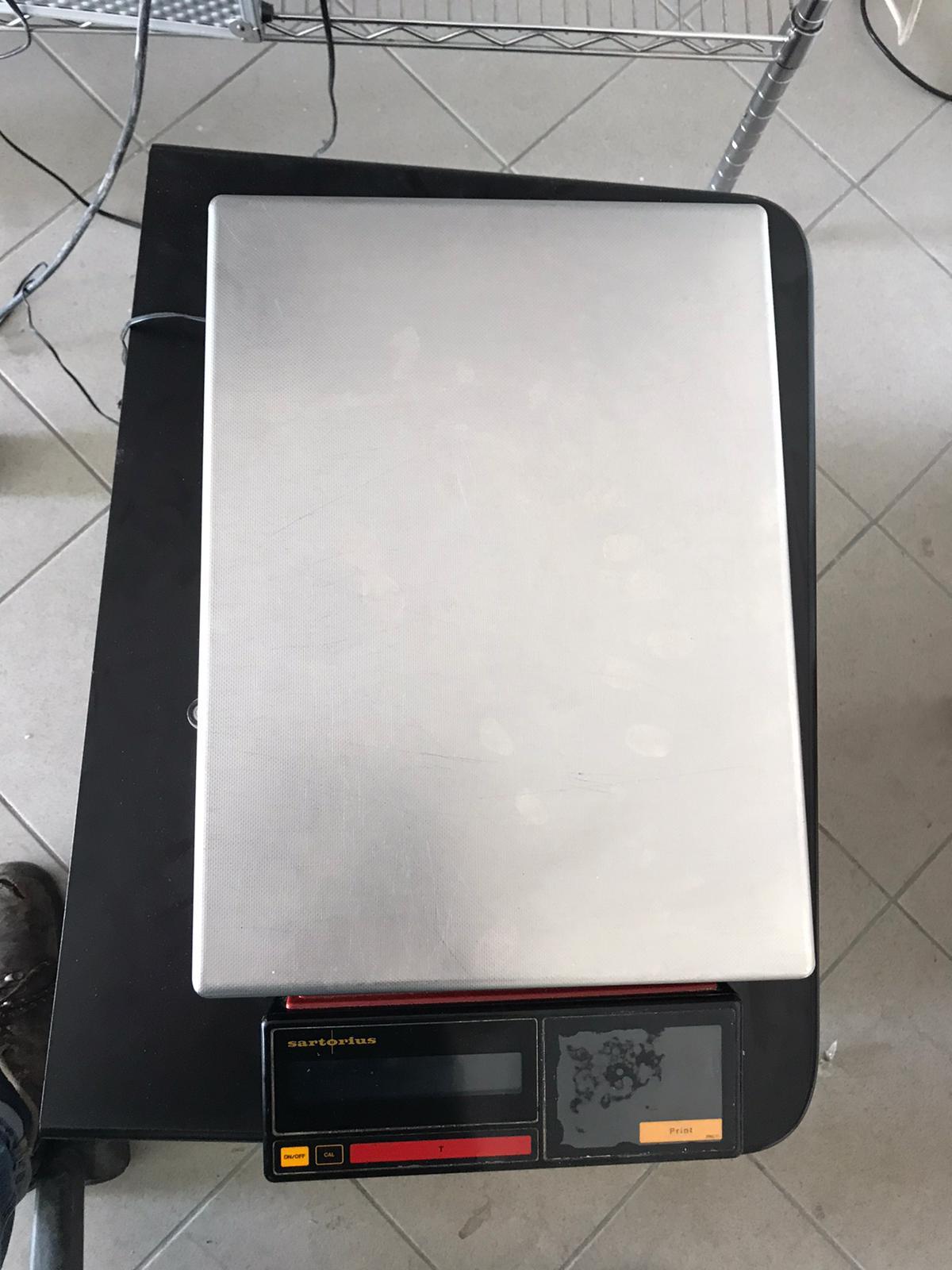 BILANCIA DA BANCO – SARTORIUS – MOD. IB31 (LAB-BIL-19) in vendita - foto 2