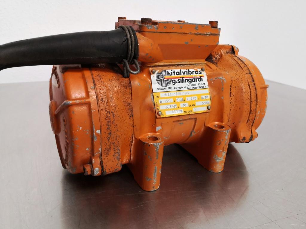 MOTOVIBRATORE ELETTRICO – ITALVIBRAS (COD. RIC-MOT-31) in vendita - foto 1