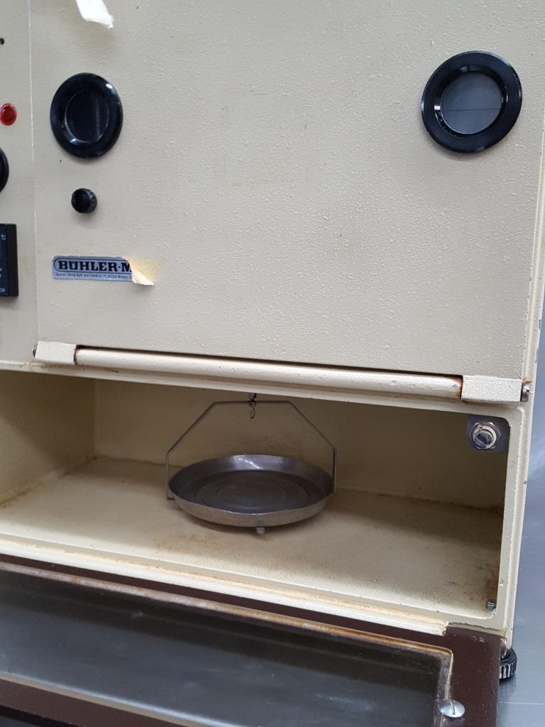 TERMOBILANCIA A TORSIONE BUHLER MIAGMLI 1000 (BIL-10) in vendita - foto 5