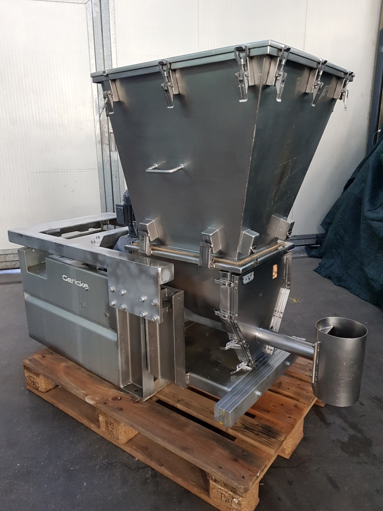MESCOLATORE DOSATORE - GERICKE GDU 131 (MES-32) in vendita - foto 1