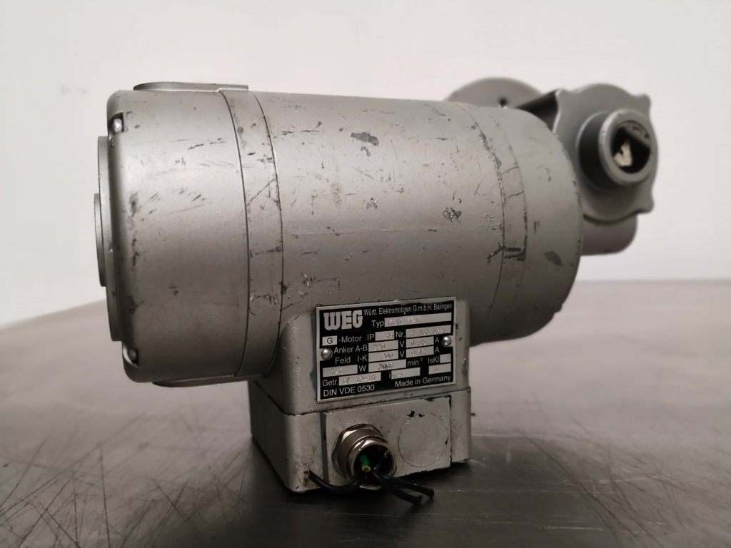 MOTORIDUTTORE – WEG  (COD. RIC-MOT-33) in vendita - foto 3