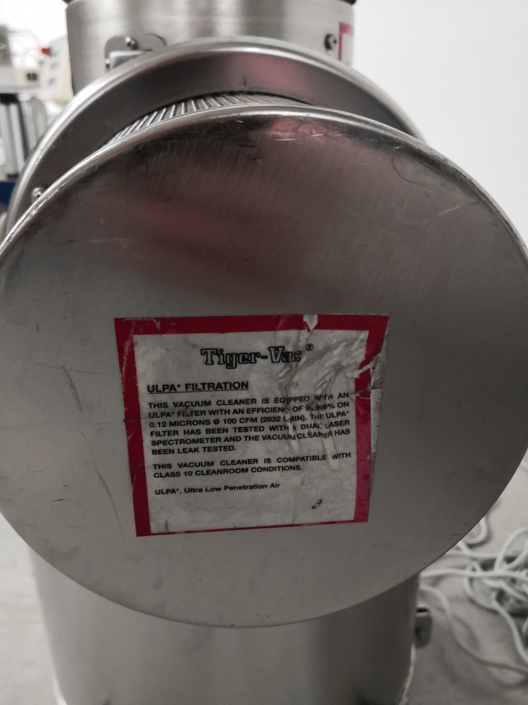 ASPIRATORE SECCO LIQUIDI – TIGER-VAC CWR-10 4W (ASP-42) in vendita - foto 8