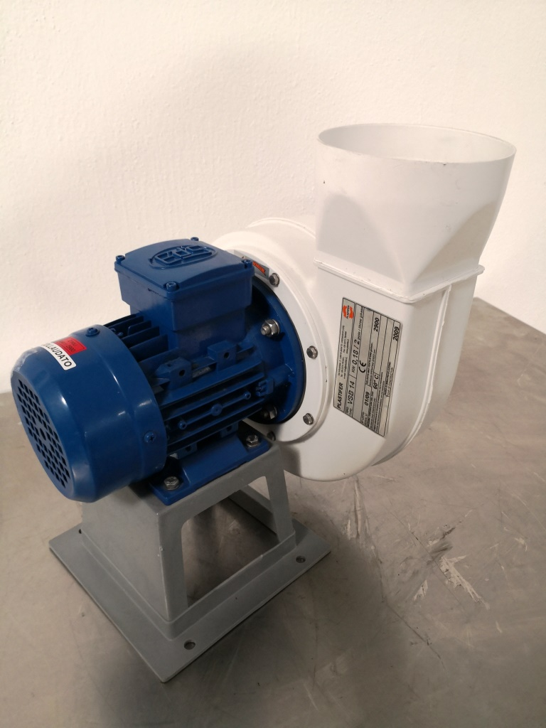 VENTILATORE CENTRIFUGO – PLASTIFER (COD. MF-PR-VEN-7) in vendita - foto 1